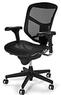 Realspace PRO Quantum 9000 Ergonomic Mesh Mid-Back Chair