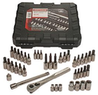 42-Piece Craftsman Drive Bit and Torx Bit Socket Wrench Set