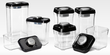 Cuisinart Fresh Edge 14-Piece Vacuum-Seal Food Storage Set
