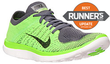 Nike Free Men's 4.0 Flyknit Running Shoes