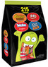 Hershey's Halloween Monster Bag 215-Piece Assorted Candy