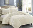 Premier Comfort Brushed Long Fur Down Alt Queen Comforter