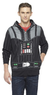 Men's Star Wars Darth Vader Halloween Costume Fleece Hoodie