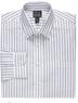 Men's Traveler Slim Fit Long-Sleeve Dress Shirt