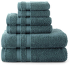 Royal Velvet Pure Perfection 6-Piece Bath Towel Set