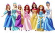 Disney Princess Ultimate Collection 7 Pack