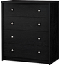 Essential Home Belmont 4 Drawer Dresser Chest