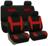 Full Set of Pique Fabric Car Seat Covers