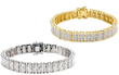 1-tcw Women's Diamond Bracelet