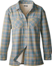 Women's Sherpa-Fleece-Lined Flannel Tech Shirt