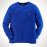Polo Ralph Lauren Boys' Long-Sleeved Crewneck T-Shirt