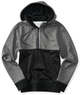 Men's Colorblock Active Half-Zip Hoodie