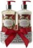 3-Piece LilaGrace Hand Soap & Lotion w/ Caddy