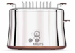 KRUPS Silver Art Collection 2-Slice Toaster