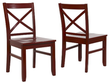 2 Threshold Carey Dining Chairs
