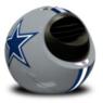 NFL 1,200 Watt Infrared Helmet Space Heater