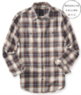 Brooklyn Calling Long Sleeve Plaid Woven Shirt