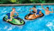 Banzai Motorized Cruiser Pool Toy