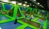 Rebounderz Indoor Trampoline Arena Coupons Longwood, Florida Deals