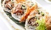 Ninja Sushi Coupons North Brunswick, New Jersey Deals