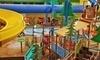 Splash Universe Indoor Water Park Coupons Dundee, Michigan Deals
