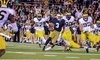 Notre Dame Fighting Irish Football vs. Syracuse Orange Football Coupons