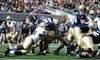 Navy Midshipmen vs. Notre Dame Fighting Irish Coupons