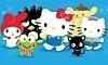Hello Kitty's Supercute Friendship Festival Coupons