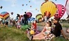 Montgolfieres International Balloon Festival on August 8–16 Coupons