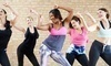 Zumba with Xochitl at EveryBody Health & Fitness Studio Coupons