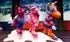 Koba's Great Big Show Live! Coupons