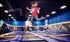 Sky Zone Indoor Trampoline Park Coupons Peoria, Arizona Deals