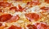 Klondike's Pizza Coupons San Jose, California Deals