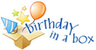 Birthday in a Box - 20% Off Personalized Items