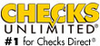 Checks Unlimited - Box 200 Checks - $5.50 + Free Shipping