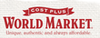 Cost Plus World Market - 25% Off Furniture, Decor and More Plus 10% Off Gourmet Food