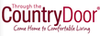 Country Door - 15% off entire order through this link