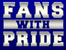 Fans with Pride - $15 Off and Free Shipping on $75+ Order