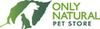 Only Natural Pet Store - 20% Off Vitamins and Supplements, 15% Off Food, and 20% Off Treats and Chews