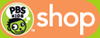 PBS Kids Shop - $15 Off $50+ Order