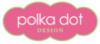 Polka Dot Design - Free Ground Shipping on $50+ order