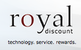 Royal Discount - Free Shipping on all software Orders