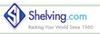 Shelving.com - 12% Off Black & White Shelving