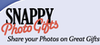 Snappy Photo Gifts - $15 Off $75+ Order