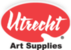 Utrecht Art - Utrecht Rhenish Natural Curve White Hog Bristle Brushes: Up to 66% Off