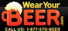 Wear Your Beer - 15% Off Beer Brand Items