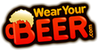 Wear Your Beer - 20% Off NFL Tee Shirts & Hoodies
