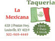 Taqueria La Mexicana Coupons Louisville, KY Deals