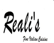 Reali's Fine Italian Cuisine Coupons Johnston, RI Deals