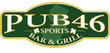 Pub 46 Sports Bar & Grill Coupons Clifton, NJ Deals
